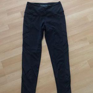 Victoria's Secret sport black leggings sz Small
